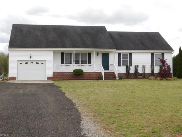 21310 Buckhorn Quarter Rd, Southampton County, VA 23837 (MLS #10188646) :: Chantel Ray Real Estate