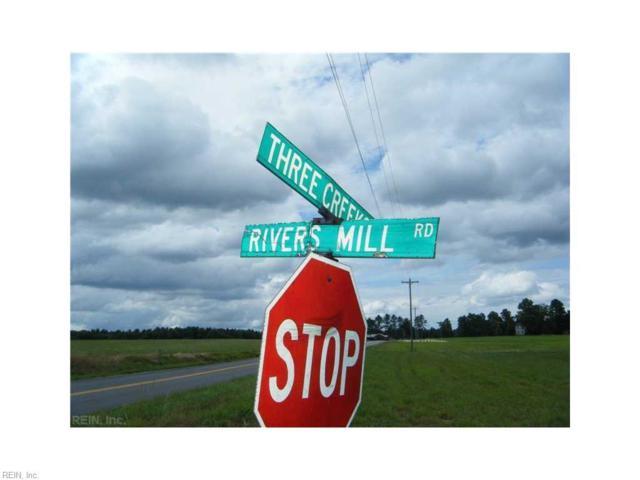 LOT 6 Rivers Mill Rd, Southampton County, VA 23829 (MLS #10189044) :: Chantel Ray Real Estate