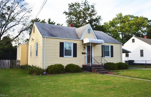 17 E Gilbert St, Hampton, VA 23669 (MLS #10189083) :: Chantel Ray Real Estate
