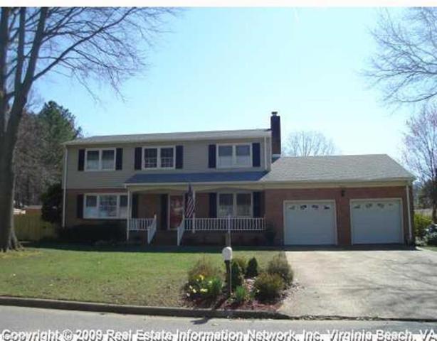 5749 Lancelot Dr, Virginia Beach, VA 23464 (MLS #10189231) :: Chantel Ray Real Estate