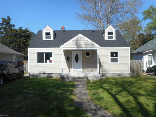 1532 Nelms Ave, Norfolk, VA 23502 (MLS #10189260) :: Chantel Ray Real Estate