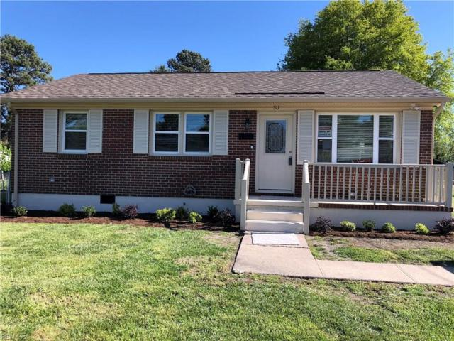 913 Warfield Dr, Portsmouth, VA 23701 (MLS #10189276) :: Chantel Ray Real Estate