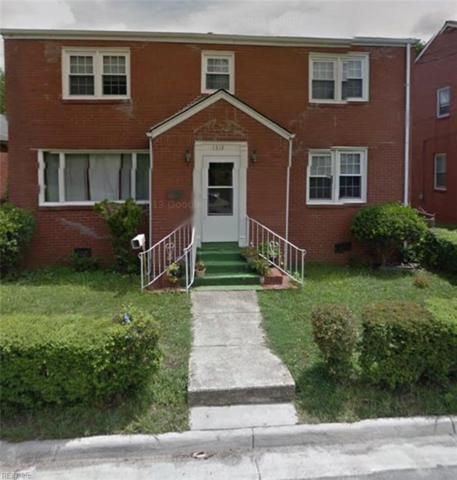 1319 Jefferson St, Portsmouth, VA 23704 (#10189404) :: Berkshire Hathaway HomeServices Towne Realty
