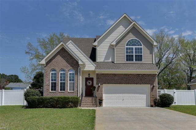 724 Chantilly Ln, Chesapeake, VA 23322 (MLS #10189408) :: Chantel Ray Real Estate