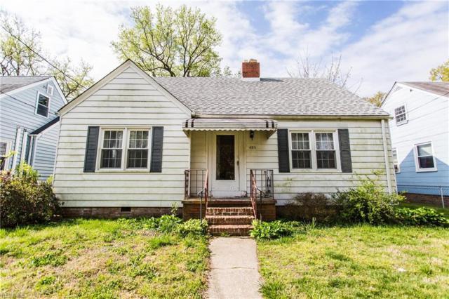 405 E Lorengo Ave, Norfolk, VA 23503 (MLS #10189497) :: Chantel Ray Real Estate