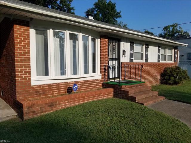 220 N Lynnhaven Dr N, Hampton, VA 23666 (#10189523) :: Abbitt Realty Co.
