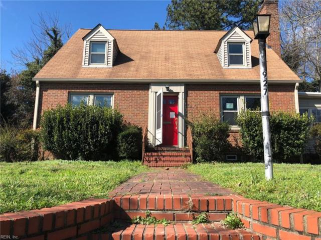 927 12th St, Newport News, VA 23607 (#10189784) :: Atlantic Sotheby's International Realty