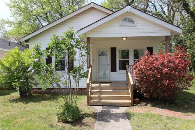 329 Apple Ave, Hampton, VA 23661 (MLS #10189859) :: AtCoastal Realty