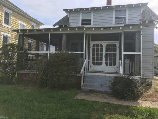 117 E Virginia Ave, Hampton, VA 23666 (#10189890) :: Berkshire Hathaway HomeServices Towne Realty