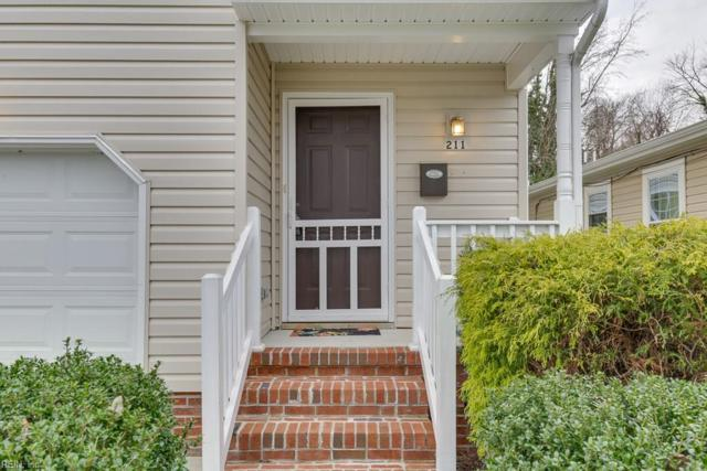211 Chamberlin Ave W, Hampton, VA 23663 (#10189900) :: The Kris Weaver Real Estate Team