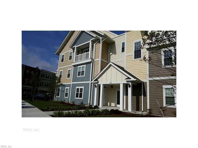 1016 Thoroughgood Way #100, Chesapeake, VA 23324 (#10189917) :: Resh Realty Group