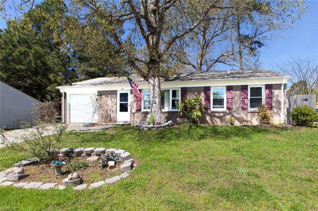 431 Aspen Dr, Newport News, VA 23608 (#10189935) :: Austin James Real Estate
