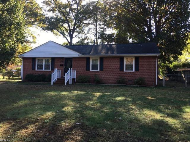 4023 Hazelwood Rd, Hampton, VA 23666 (#10190040) :: The Kris Weaver Real Estate Team