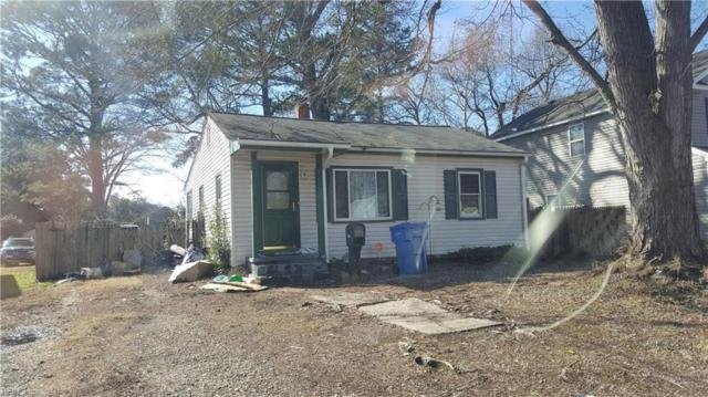 2706 Omar St, Chesapeake, VA 23324 (#10190115) :: Atkinson Realty