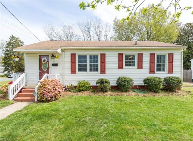 21 Aspenwood Dr, Hampton, VA 23666 (#10190135) :: Reeds Real Estate