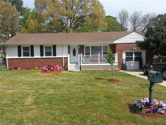 3716 Shannon Rd, Portsmouth, VA 23703 (#10190142) :: RE/MAX Central Realty