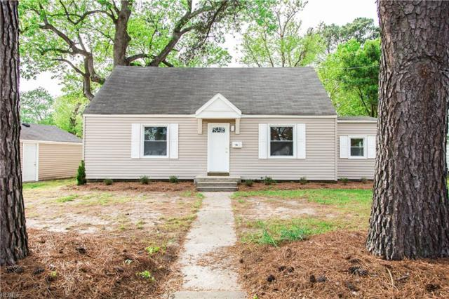98 Oregon Ave, Portsmouth, VA 23701 (MLS #10190198) :: Chantel Ray Real Estate