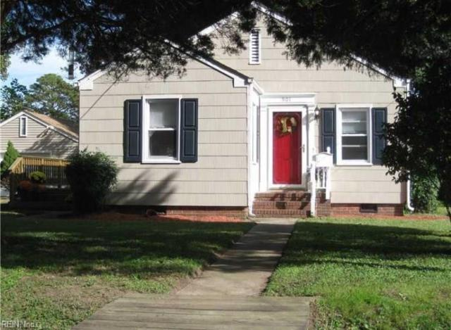 901 Martin Ave, Portsmouth, VA 23701 (#10190267) :: RE/MAX Central Realty