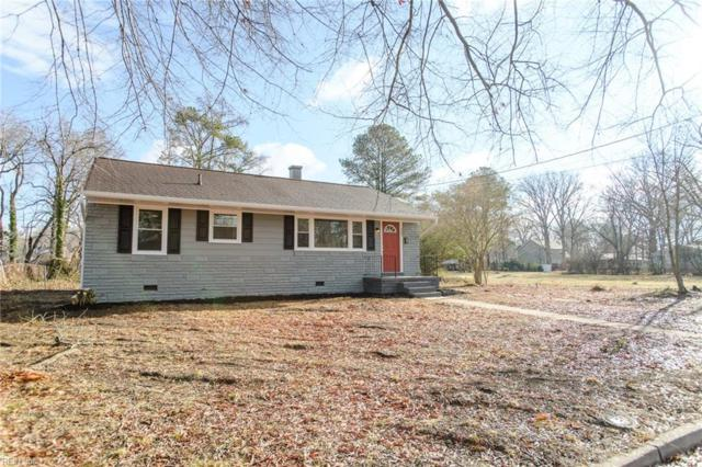 205 Twin Oaks Dr, Hampton, VA 23666 (MLS #10190386) :: Chantel Ray Real Estate