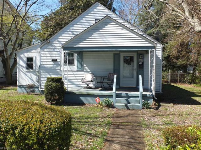 605 Maryland Ave, Hampton, VA 23661 (MLS #10190458) :: Chantel Ray Real Estate