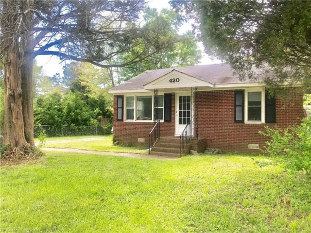 420 Mount Pleasant Rd, Chesapeake, VA 23322 (#10190550) :: The Kris Weaver Real Estate Team