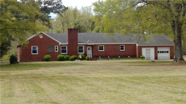 23406 Jerusalem Rd, Southampton County, VA 23837 (#10190590) :: Austin James Real Estate