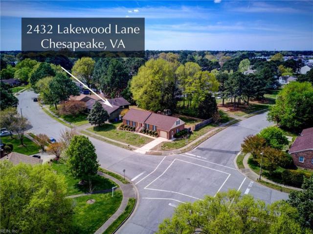2432 Lakewood Ln, Chesapeake, VA 23321 (#10190829) :: Chad Ingram Edge Realty