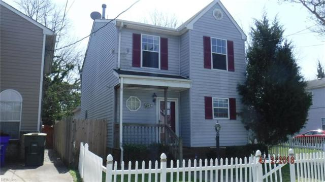 813 Washington Ave, Norfolk, VA 23504 (#10190860) :: Chad Ingram Edge Realty