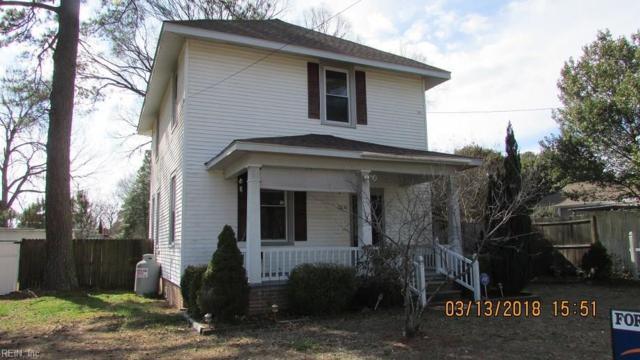 32136 Wilson St, Southampton County, VA 23827 (#10191021) :: The Kris Weaver Real Estate Team