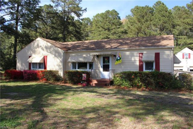 360 Church St, Mathews County, VA 23109 (#10191225) :: The Kris Weaver Real Estate Team