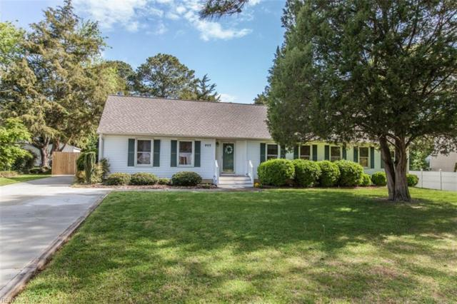 403 Watson Dr, Isle of Wight County, VA 23430 (#10191409) :: The Kris Weaver Real Estate Team