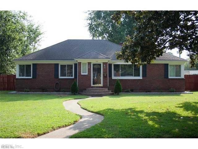 410 Sycamore Rd, Portsmouth, VA 23707 (#10191551) :: Abbitt Realty Co.