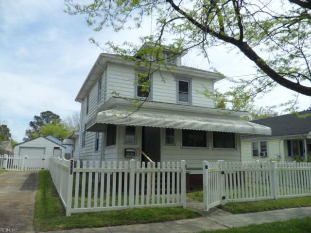 2222 Harrell Ave, Norfolk, VA 23509 (MLS #10191631) :: AtCoastal Realty