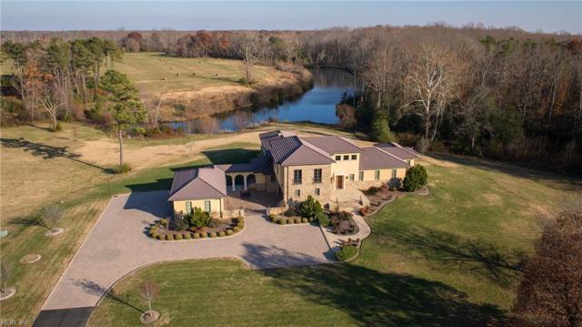 3819 Acquinton Church Rd, King William County, VA 23086 (#10191664) :: The Kris Weaver Real Estate Team
