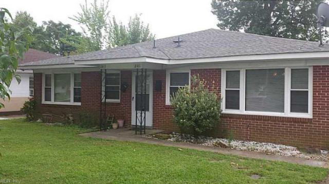 241 Woodview Ave, Norfolk, VA 23505 (#10191727) :: The Kris Weaver Real Estate Team