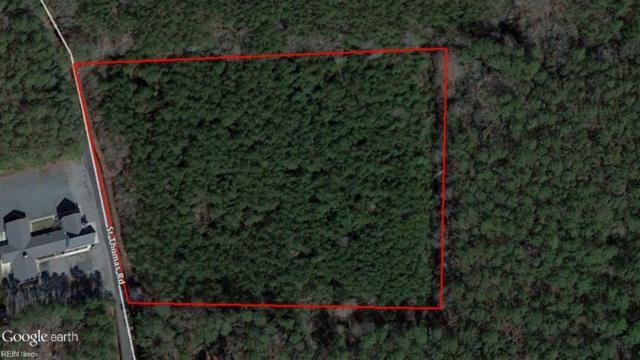 5 Ac St. Thomas Rd, Accomack County, VA 23088 (#10192172) :: The Kris Weaver Real Estate Team