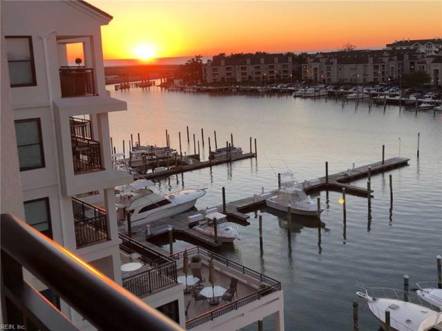 500 Winston Salem Ave #506, Virginia Beach, VA 23451 (MLS #10192286) :: Chantel Ray Real Estate