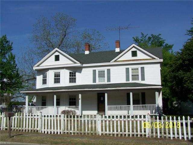 23088 Main St, Southampton County, VA 23829 (#10192669) :: The Kris Weaver Real Estate Team