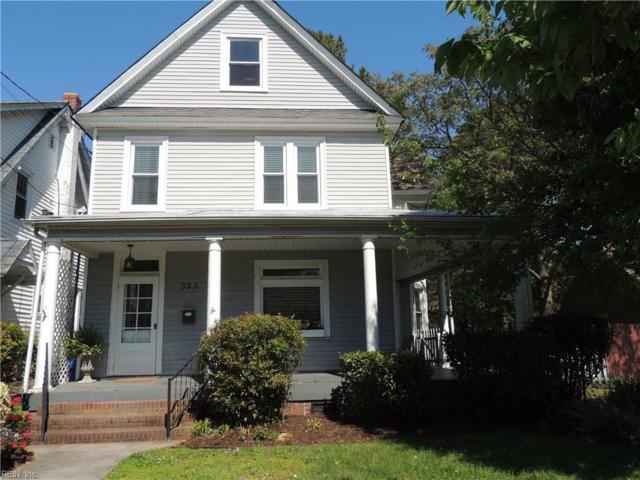 323 Florida Ave, Portsmouth, VA 23707 (#10192674) :: The Kris Weaver Real Estate Team