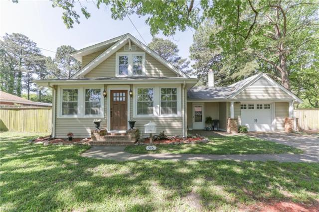 545 Virginian Dr, Norfolk, VA 23505 (#10192746) :: Atkinson Realty