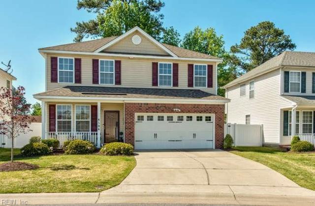 4104 Mainsail Ln, Chesapeake, VA 23321 (MLS #10192794) :: AtCoastal Realty