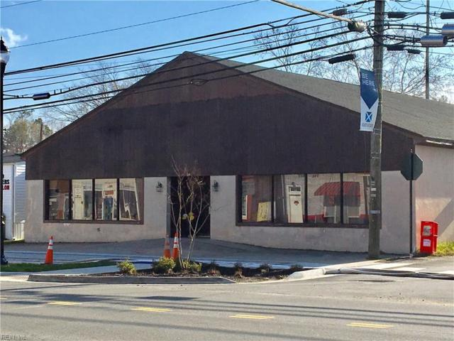 219 Main St, Mathews County, VA 23109 (#10192912) :: The Kris Weaver Real Estate Team