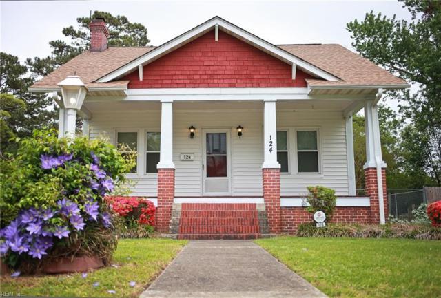 124 Lasalle Ave, Hampton, VA 23661 (MLS #10192976) :: AtCoastal Realty