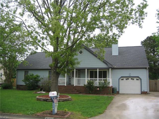 434 Spurlane Cir, Chesapeake, VA 23322 (MLS #10193180) :: AtCoastal Realty