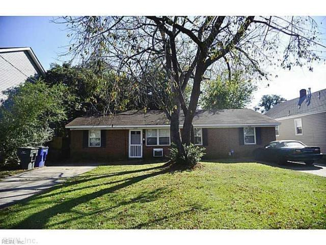 205 Glendale Ave, Norfolk, VA 23518 (MLS #10193470) :: AtCoastal Realty
