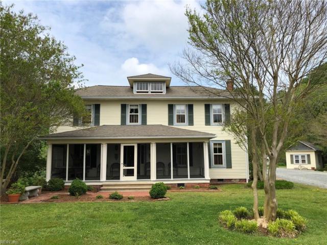 228 Church St, Mathews County, VA 23109 (#10193518) :: The Kris Weaver Real Estate Team