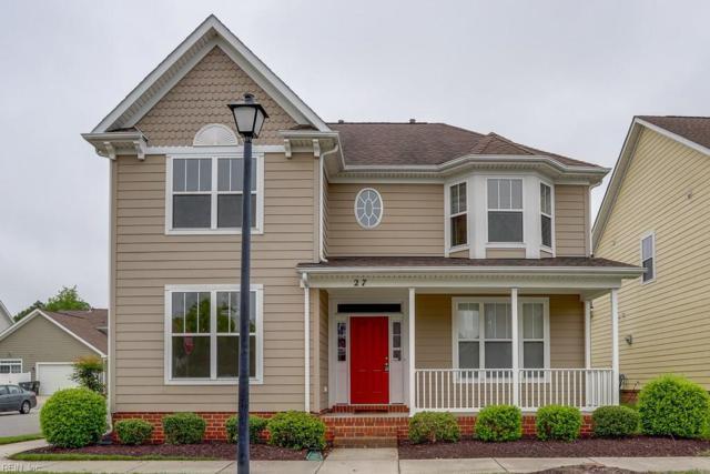 27 Rockingham Dr, Hampton, VA 23669 (#10193528) :: Berkshire Hathaway HomeServices Towne Realty