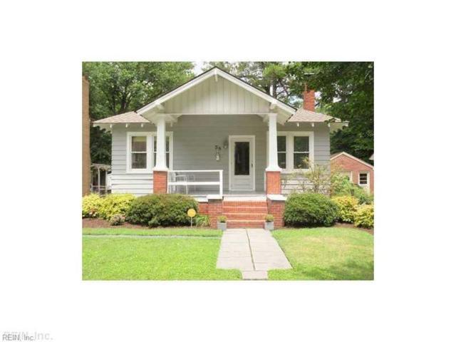 58 Hollywood Ave, Hampton, VA 23661 (MLS #10193612) :: AtCoastal Realty
