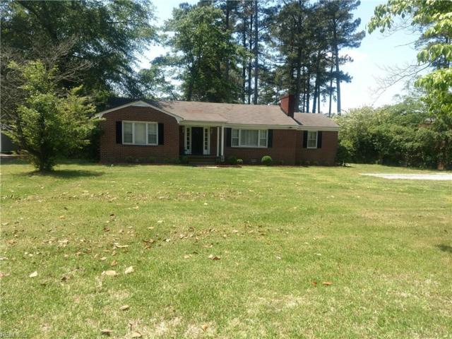 313 Hunterdale Rd, Franklin, VA 23851 (#10194005) :: The Kris Weaver Real Estate Team
