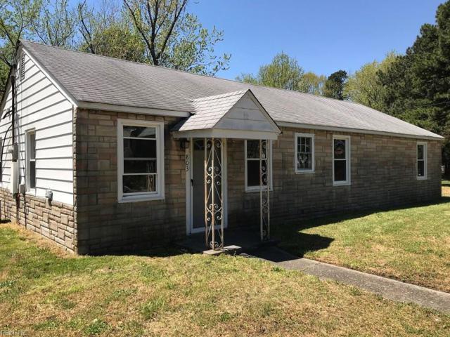 803 Homestead Ave, Hampton, VA 23661 (MLS #10194219) :: AtCoastal Realty